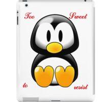 Too sweet iPad Case/Skin