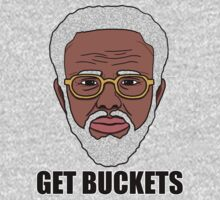 "Uncle Drew ""Get Buckets"" Kids Clothes"