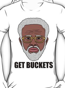 "Uncle Drew ""Get Buckets"" T-Shirt"