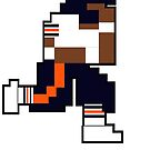 Tecmo Bowl CHI - 8-bit Chicago by jackandcharlie