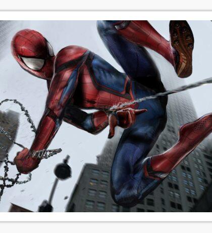 Spider-Man Sticker