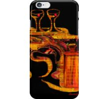 Cocktails For Two iPhone Case/Skin