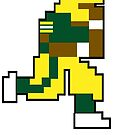 Tecmo Bowl Green Bay by jackandcharlie