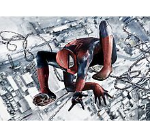 The Amazing Spider-Man  Photographic Print