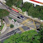 Above the City V - Kuala Lumpur, Malaysia. by Tiffany Lenoir
