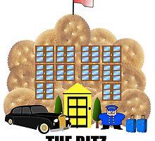 The Ritz by DolceandBanana