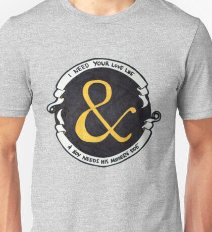 om m Unisex T-Shirt