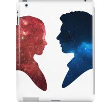 Han and Leia iPad Case/Skin
