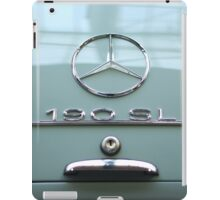 Mercedes 190 SL iPad Case/Skin