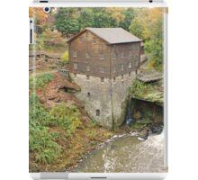 Mill Creek's Historic Mill iPad Case/Skin