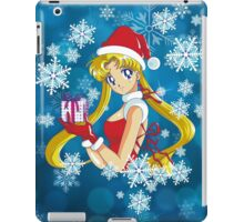 Merry Christmas Sailor Moon  iPad Case/Skin