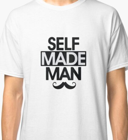 Kendrick Lamar - Self Made Man Classic T-Shirt