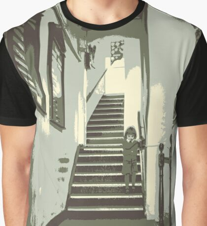 The lonely kid Graphic T-Shirt