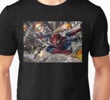 Spider-Man vs. Green Goblin Unisex T-Shirt