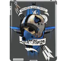 Last Tango - Premium dog fight - iPad Case/Skin