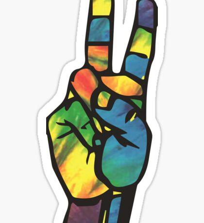 Peace Sign  Sticker