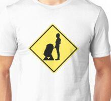 Droid Crossing Unisex T-Shirt