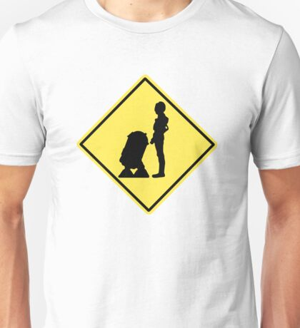 Droid Crossing Unisex T-Shirt