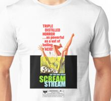 Say You Love Satan 80s Horror Podcast - Scream Stream Unisex T-Shirt