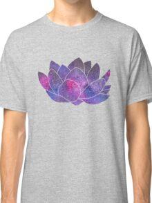 Galaxy lotus Classic T-Shirt
