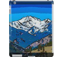 Mount Gardner Close Up iPad Case/Skin