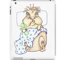 Prairie Dog Wakes Up iPad Case/Skin