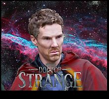 Doctor Strange Is Majestic  by ThePeacockMan
