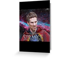 Doctor Strange Is Majestic  Greeting Card