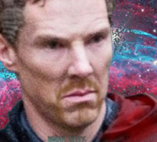 Doctor Strange Is Majestic  Sticker