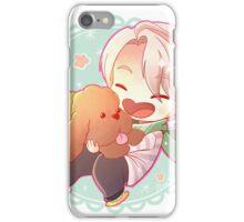 Yuri On ice- Victor and Makkachin iPhone Case/Skin