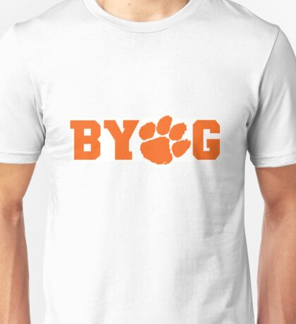 Bring Your Own Guts Clemson Tigers Unisex T-Shirt