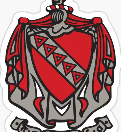 TKE Coat of Arms Sticker