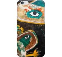Deadalus and Icarus iPhone Case/Skin