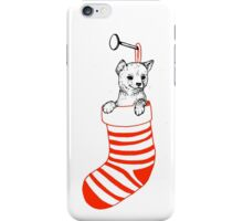 Dogs aren't just for Christmas iPhone Case/Skin
