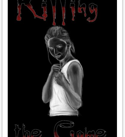 Buffy Killing the Game Sticker