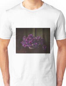 Purple bouquet Unisex T-Shirt