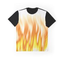 Fire and Flames Graphic T-Shirt