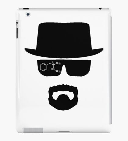 The One Who Knocks iPad Case/Skin