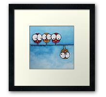 There's always one Framed Print