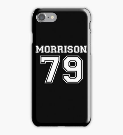 Morrison 79 iPhone Case/Skin
