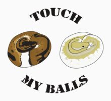 Ball Python T-shirt - Touch by Kaini