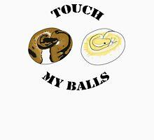Ball Python T-shirt - Touch Unisex T-Shirt