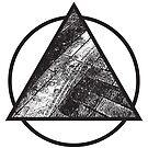 Paved Pyramid Black by Sam Blower