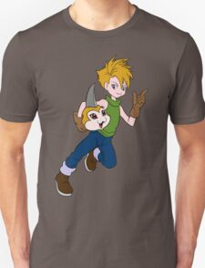 Digimon - Matt Unisex T-Shirt