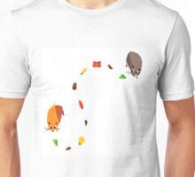 Hamster trail  Unisex T-Shirt