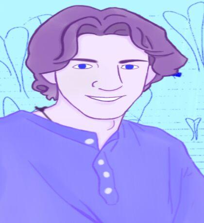 Dylan Klebold Portrait  Sticker