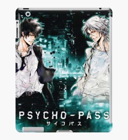 Psycho pass iPad Case/Skin
