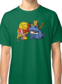 Naga the Poohlar Bear Dog & Friends Classic T-Shirt