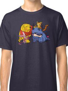 Naga the Poohlar Bear Dog & Friends Classic T-Shirt