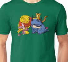 Naga the Poohlar Bear Dog & Friends Unisex T-Shirt